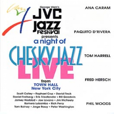 A NIGHT OF CHESKY JAZZ LIVE